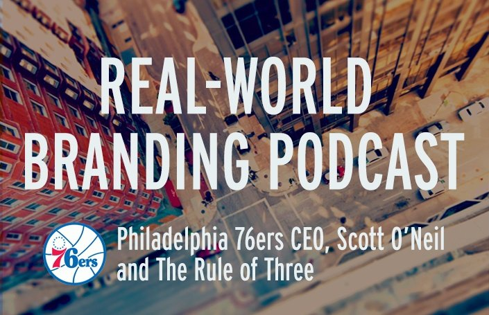 Philadelphia 76ers CEO, Scott O'Neil, and The Rule of Three