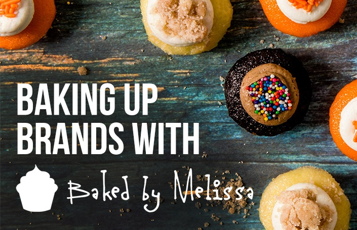 Baking up Brands with Baked by Melissa
