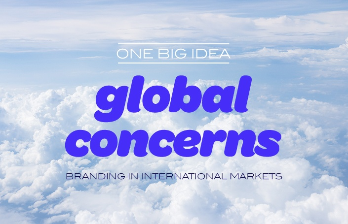 One Big Idea: Global Concerns