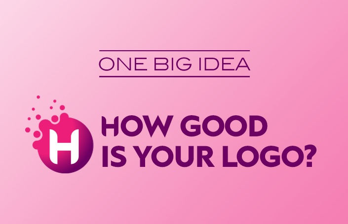 One Big Idea: How Good is Your Logo?