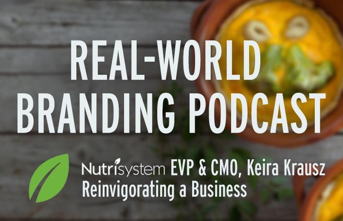 Reinvigorating a Business: Keira Krausz, Nutrisystem EVP & CMO