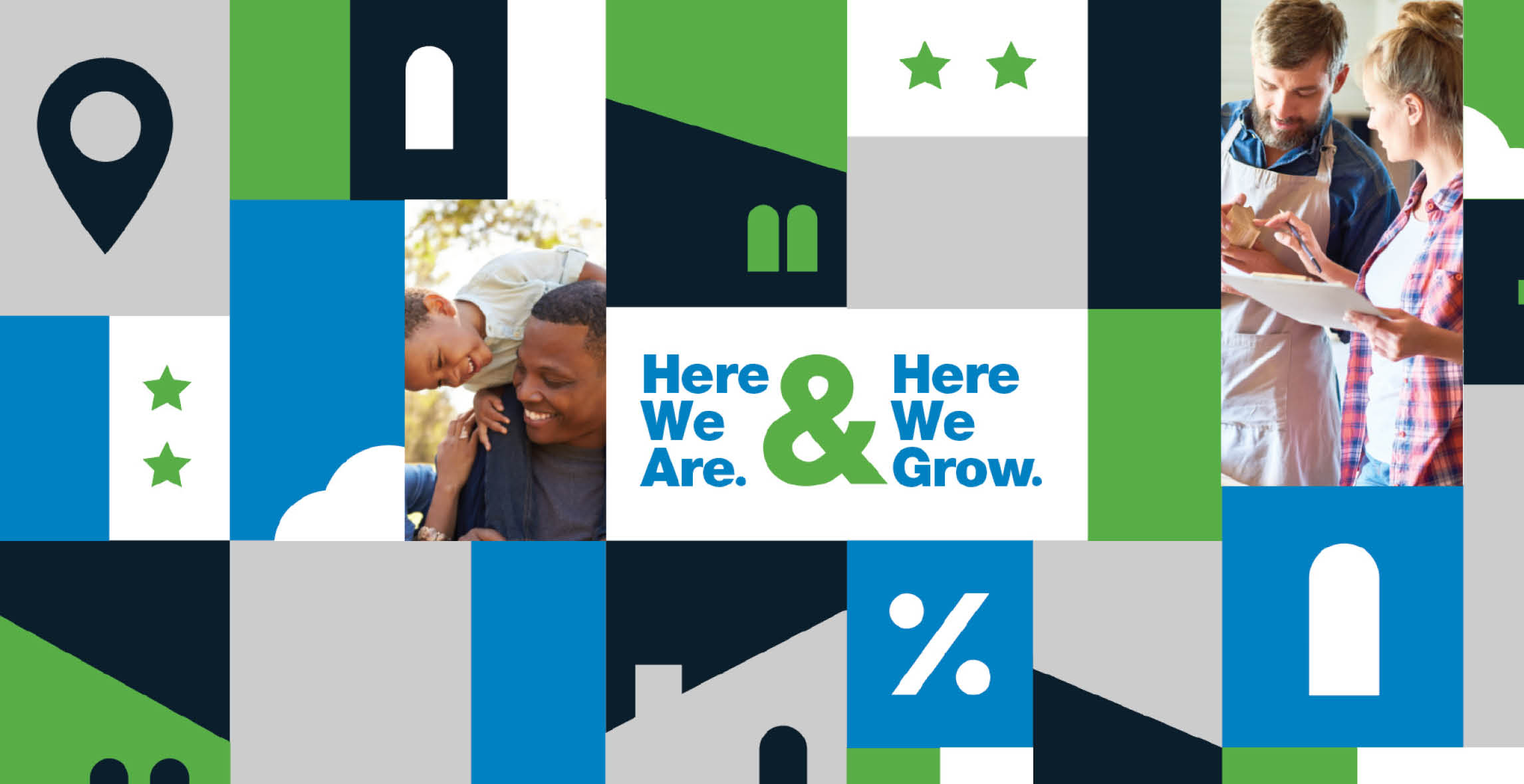 Here We Are & Here We Grow – K. Bernard Tynes, Senior Vice President – Penn Community Bank