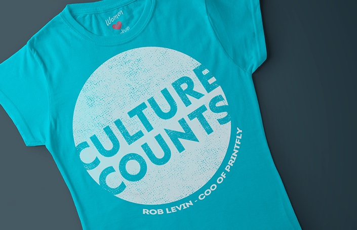 Culture Counts - Rob Levin, COO of Printfly