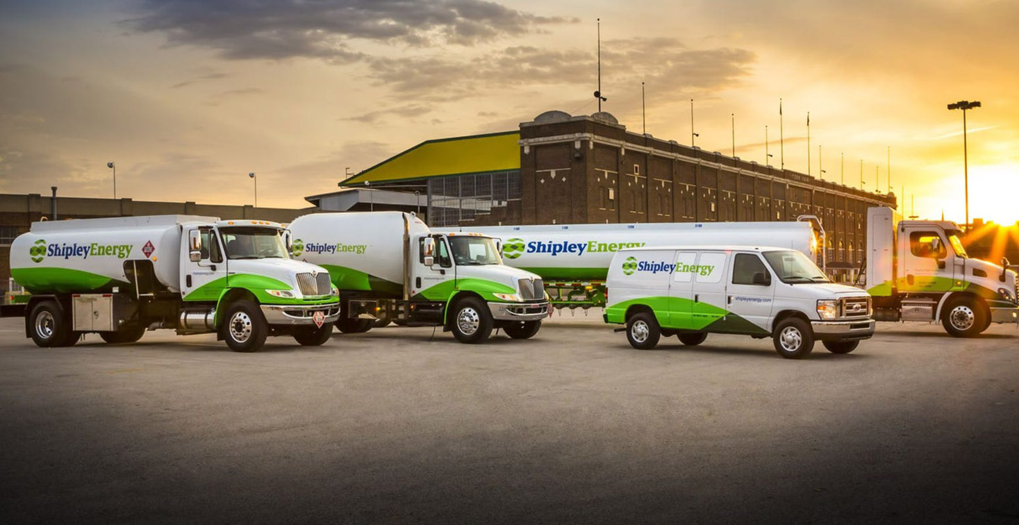 Making Energy (and Branding) Easy – Steven Downey, President/VP Marketing – Shipley Energy