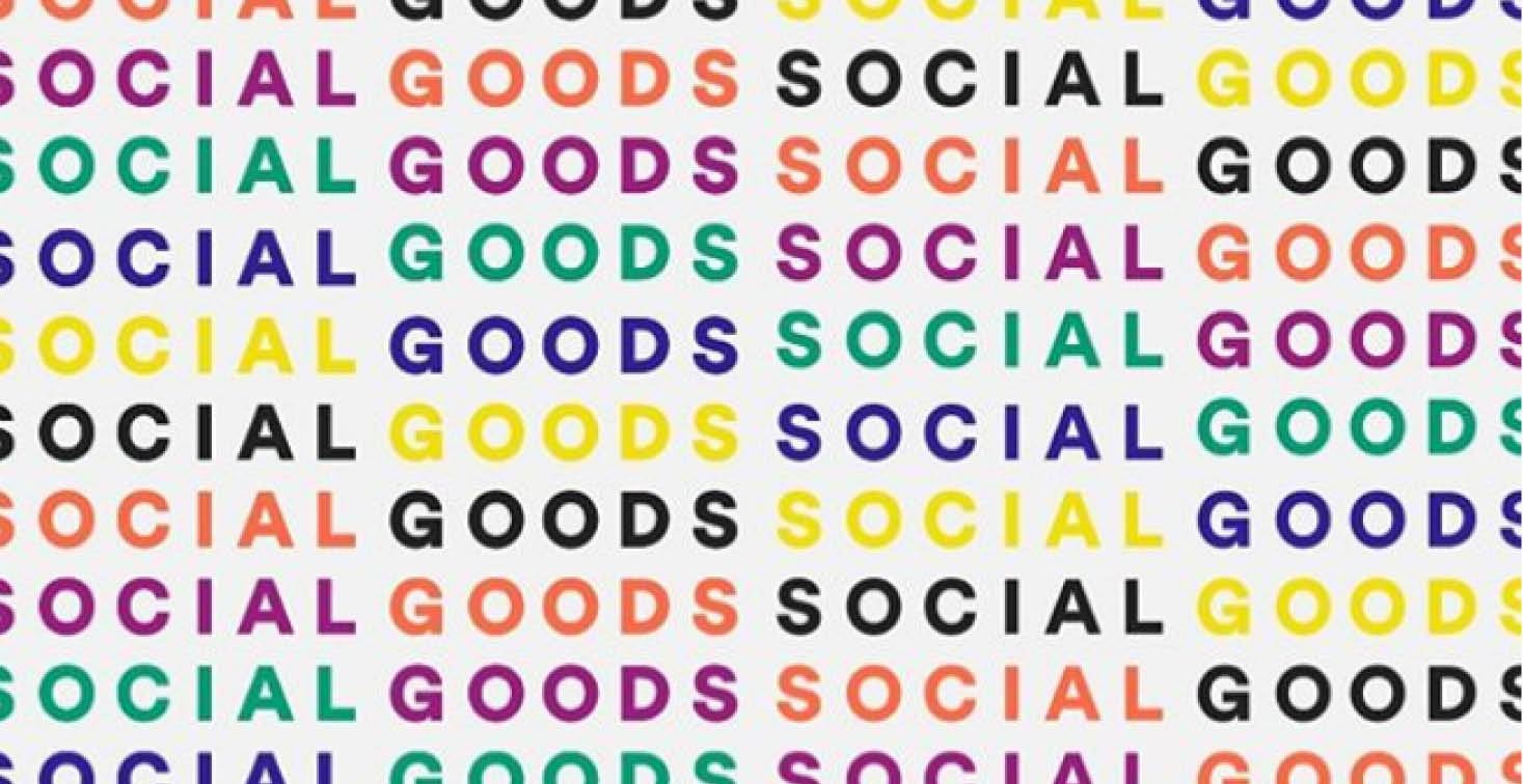 Look good. Do good. Change the world. – Kate & Lisa Sokolov, Co-Founders – Social Goods