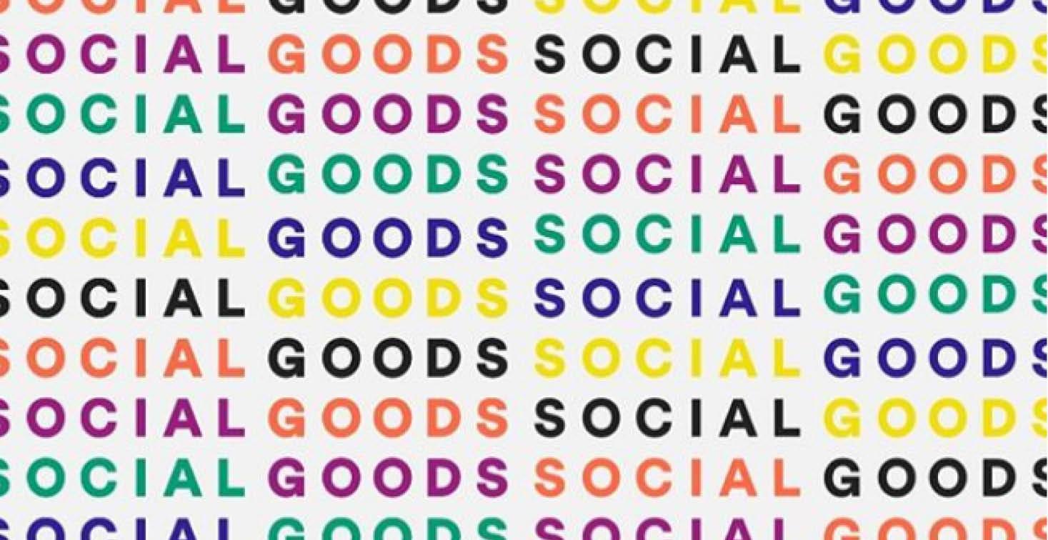 Look good. Do good. Change the world. – Kate & Lisa Sokolov, Co-Founders – Social Goods