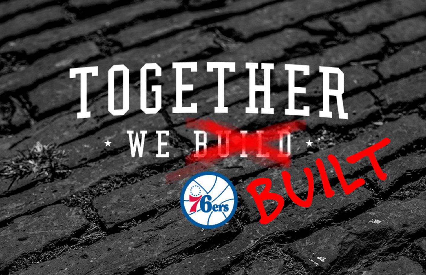 Together We Build Becomes Together We Built
