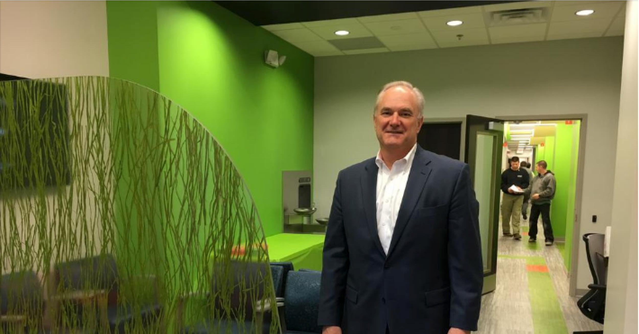 On the Front Lines – Peter Hotz – President & CEO of vybe urgent care