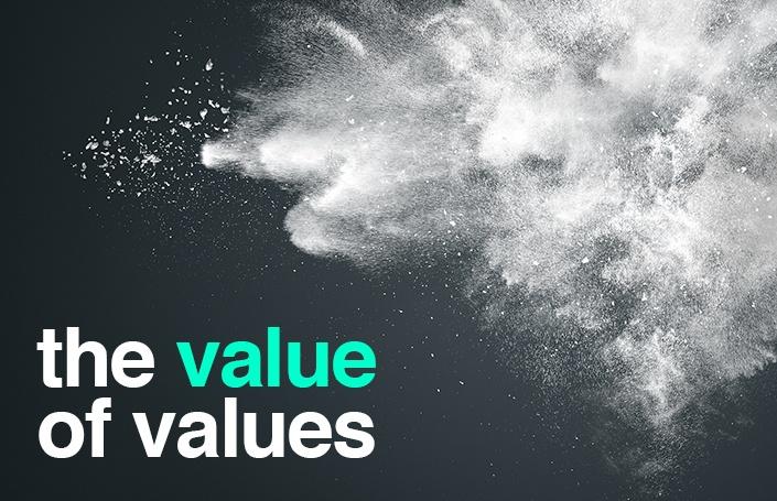 One Big Idea: The Value of Values