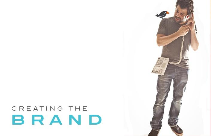 Creating the Brand: Jordan Goldenberg- Creative Director of Finch Brands