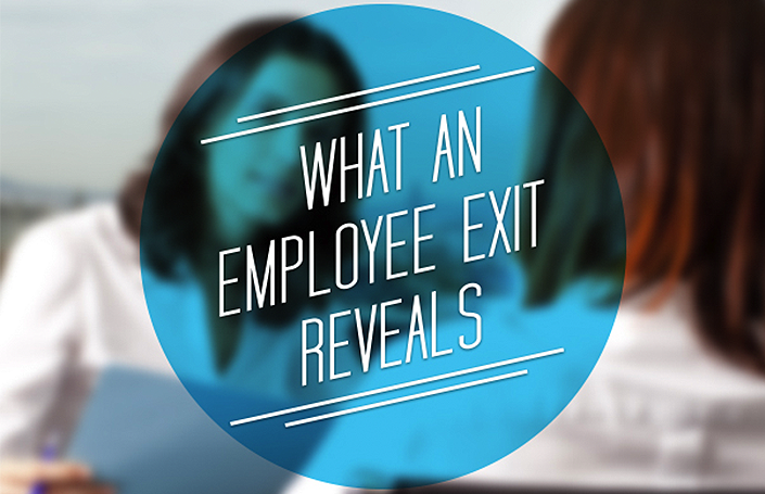 What an Employee Exit Reveals