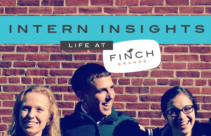 Intern Insights: Life at Finch Brands