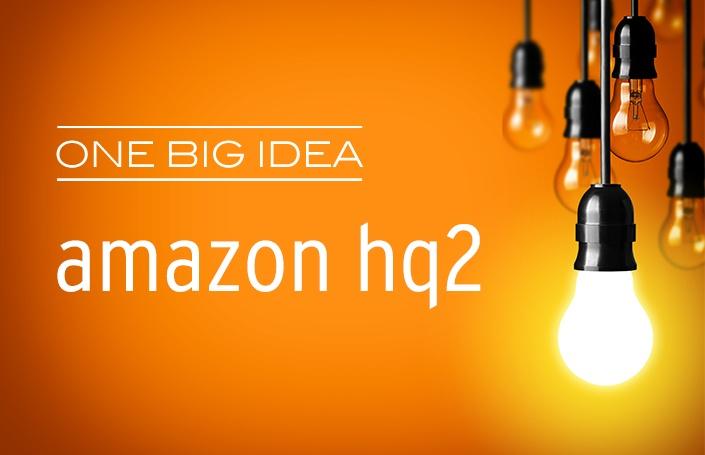 One Big Idea - Amazon HQ2