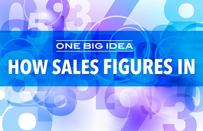One Big Idea: How Sales Figures In