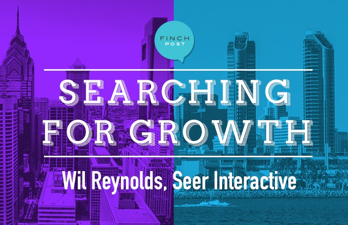 Wil Reynolds, Seer Interactive Founder- Searching for Growth