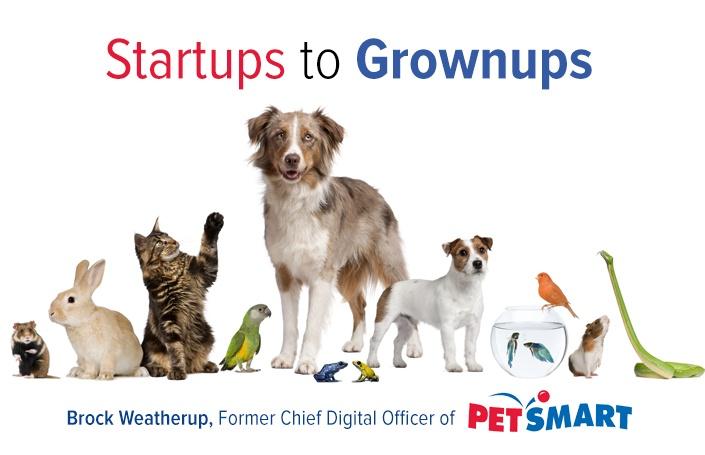 Startups to Grown-ups: Brock Weatherup, Former Chief Digital Officer of PetSmart